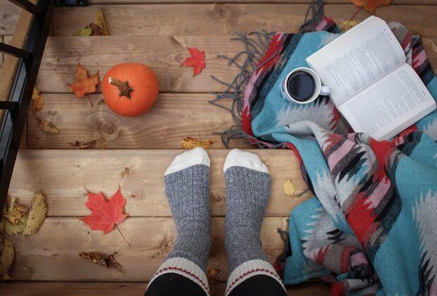 Co robić podczas długich jesiennych wieczorów Kino, książki...